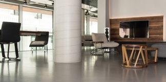 Dopełnienie do salonu - Czarne krzesła