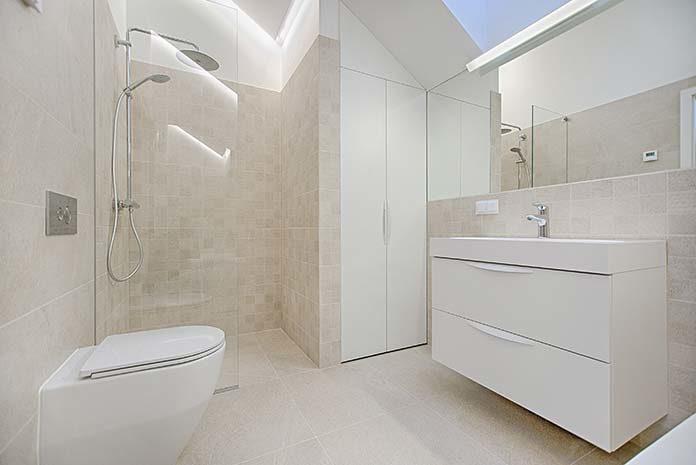 Nowoczesne kabiny prysznicowe - trzy rozwiązania od New Trendy