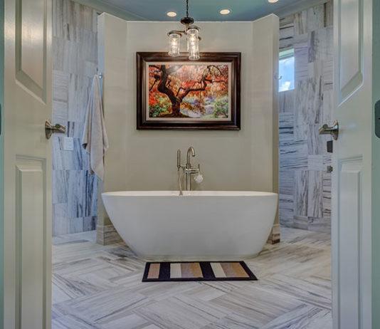Trudna sztuka aranżacji łazienki