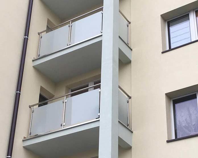 Nowoczesne budownictwo - kult szkła