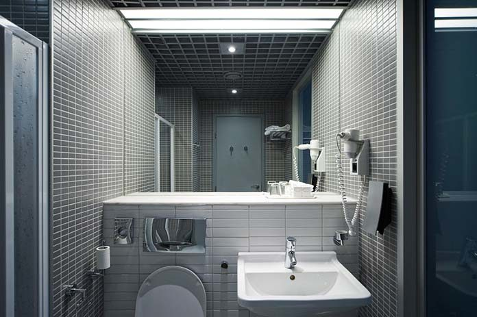 Nowoczesna umywalka do łazienki