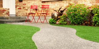 5 pomysłów na wykorzystanie kratki trawnikowej