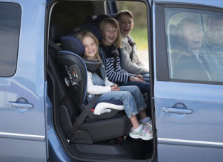 Jaki fotelik samochodowy 4-12 lat wybrać
