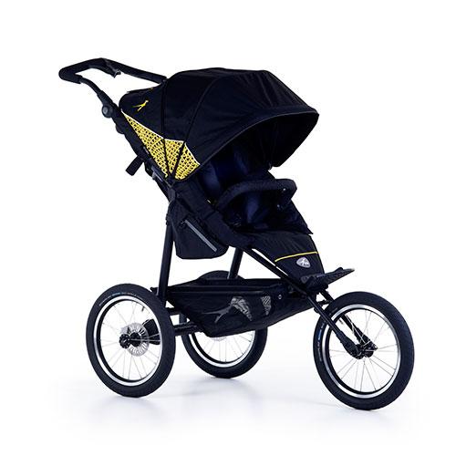wózek do biegania z dzieckiem.