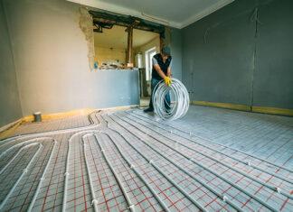 Wady i zalety ogrzewania podłogowego