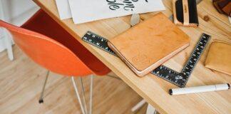 jak odnowić stare biurko