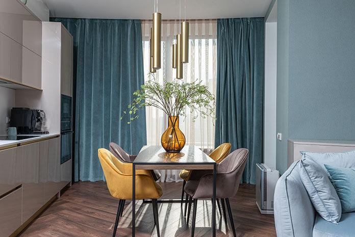 Jak dobrać lampy wiszące do wysokości pomieszczeń